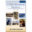 CATALOGUE DES CARTES MAXIMUM DE FRANCE 1901-2007
