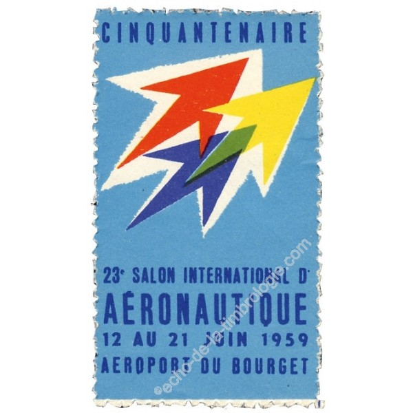 Cinquentanaire du salon a ronautique du bourget 1959 l 39 echo de la - Salon aeronautique du bourget ...