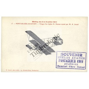 Pontarlier Aviation